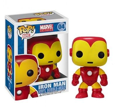 Iron Man из вселенной Marvel