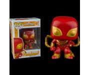 Iron Spider-Man (Эксклюзив) из вселенной Marvel Funko POP
