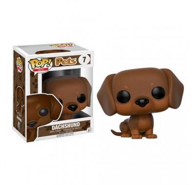 Такса коричневая (Dachshund Brown) из серии Домашние Животные