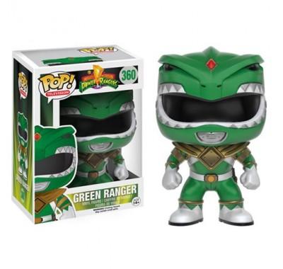 Green Ranger из сериала Mighty Morphin Power Ranger Funko POP
