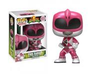Pink Ranger Action Pose Metallic (Эксклюзив) из сериала Power Rangers