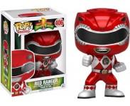 Red Ranger Action Pose Metallic (Эксклюзив) из сериала Power Rangers
