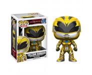 Yellow Ranger из фильма Power Rangers