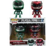 Rita Repulsa and Zordon 2-pack (Эксклюзив) из фильма Power Rangers