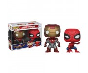 Iron Man and Spider-Man 2-pack (Эксклюзив) из фильма Spider-Man: Homecoming Marvel
