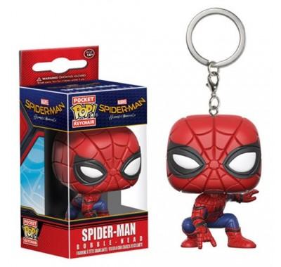 Человек-паук брелок (Spider-Man Keychain) из фильма Человек-паук: Возвращение домой Марвел