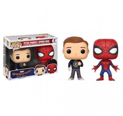 Питер Паркер и Человек-Паук (Peter Parker and Spider-Man 2-pack (Эксклюзив)) из фильма Человек-паук: Возвращение домой Марвел