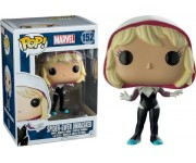 Spider-Gwen Hooded Unmasked (Эксклюзив) из вселеной Marvel Funko POP