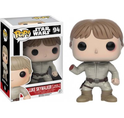 Luke Skywalker Bespin Encounter (Эксклюзив) из вселенной Star Wars Funko POP