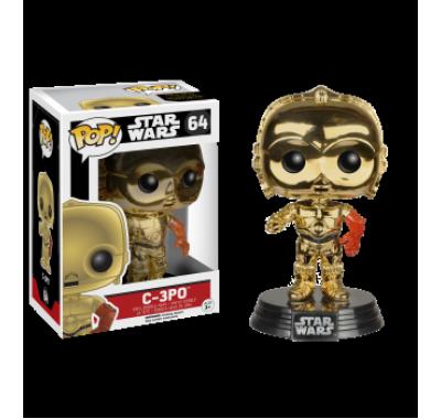 C-3PO Metallic (Эксклюзив) из киноленты Star Wars Episode VII