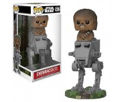 Chewbacca with AT-ST из фильма Star Wars