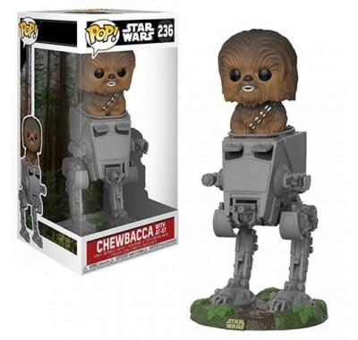 Чубакка на АТ-СТ (Chewbacca with AT-ST) из фильма Звездные Войны