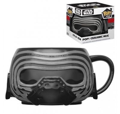Кайло Рен кружка (Kylo Ren mug) из фильма Звёздные войны: Последние джедаи
