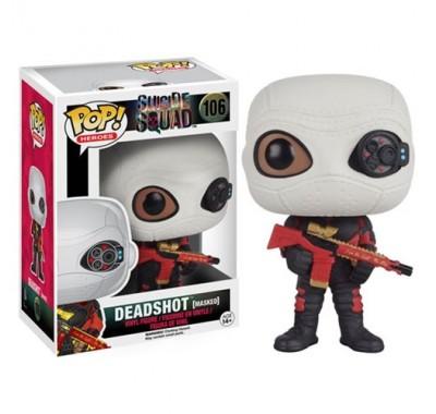 Deadshot (Masked) из киноленты Suicide Squad Funko POP