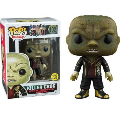 Killer Croc GitD (Эксклюзив) из киноленты Suicide Squad