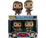 Wonder Woman and Steve Trevor 2-pack (Эксклюзив) из фильма Wonder Woman