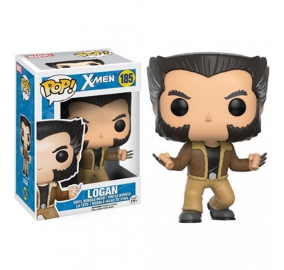 Росомаха Логан (Wolverine Logan) из сериала Люди Икс Марвел