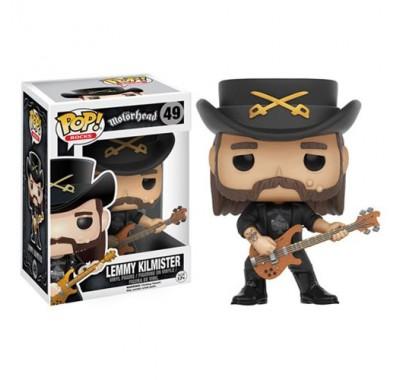 Лемми Килмистер (Lemmy Kilmister) из серии Рок Музыканты