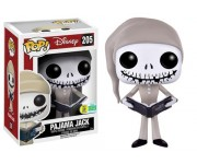 Jack Skellington Pajama SDCC 2016 (Эксклюзив) из мультфильма Nightmare Before Christmas