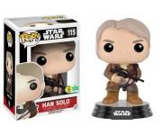 Han Solo SDCC 2016 (Эксклюзив) из вселенной Star Wars