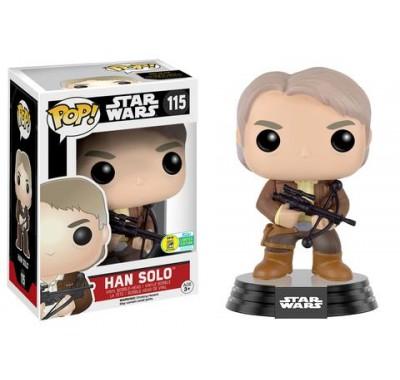 Хан Соло (Han Solo SDCC 2016 (Эксклюзив)) из фильма Звездные Войны
