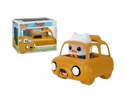 Jake Car with Finn из сериала Adventure Time