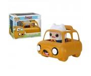 Jake Car with Finn из сериала Adventure Time