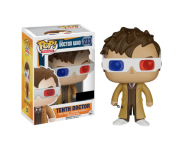 10th Doctor with 3D glasses (Эксклюзив) из сериала Doctor Who
