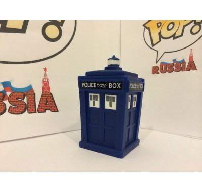Tardis из сериала Doctor Who