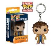 10th Doctor keychain из сериала Doctor Who