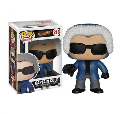 Captain Cold из сериала Flash