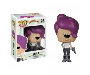 Leela из сериала Futurama DAMAGE BOX!