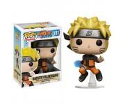 Naruto with Rasengan из сериала Naruto