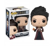 Regina with Fireball из сериала Once Upon a Time