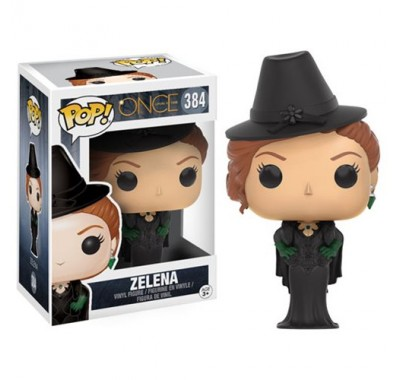 Zelena из сериала Once Upon a Time