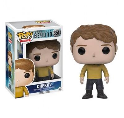 Chekov из киноленты Star Trek Beyond