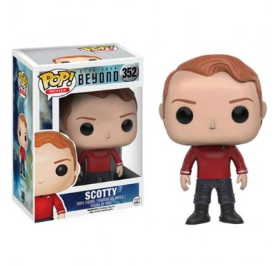 Scotty из киноленты Star Trek Beyond