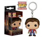 Sam Key Chain из сериала Supernatural