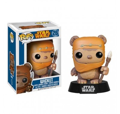 Ewok Wicket из вселенной Star Wars