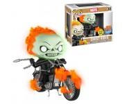 Ghost Rider with Bike GitD ride (Эксклюзив) из комиксов Marvel