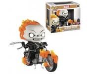 Ghost Rider with Bike ride (Эксклюзив) из комиксов Marvel