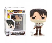 Levi Ackerman Cleaning (Эксклюзив) из сериала Attack on Titan