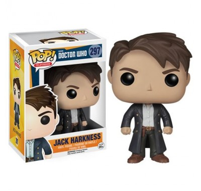 Jack Harkness из сериала Doctor Who