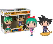 Bulma and Goku 2-pack (Эксклюзив) из сериала Dragon Ball
