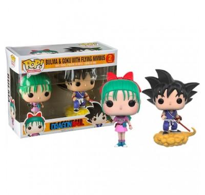 Бульма и Гоку (Bulma and Goku 2-pack (Эксклюзив)) из сериала Драконий Жемчуг