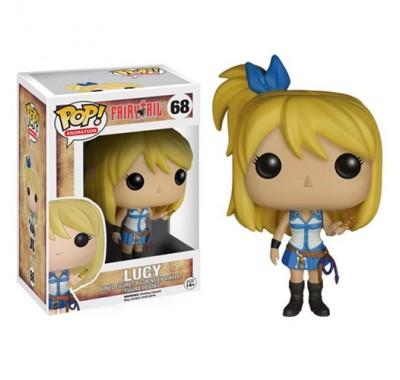 Lucy из сериала Fairy Tail