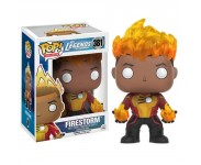 Firestorm из сериала Legends of Tomorrow