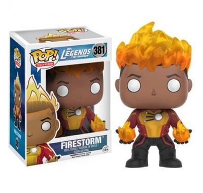 Огненный Шторм (Firestorm) из сериала Легенды завтрашнего дня