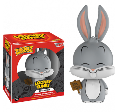 Багз Банни Дорбз (Bugs Bunny Dorbz (Vaulted)) из мультика Луни Тюнз