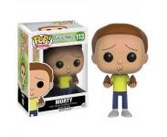 Morty из сериала Rick and Morty